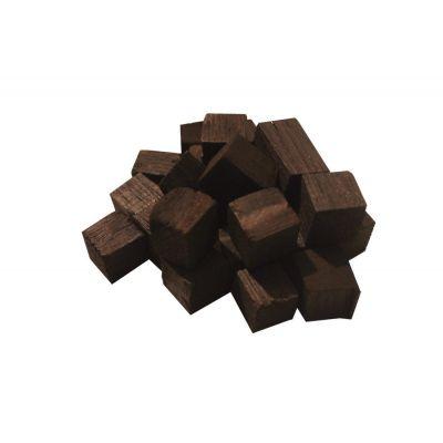 Дубовые кубики 100г (сильный обжиг)