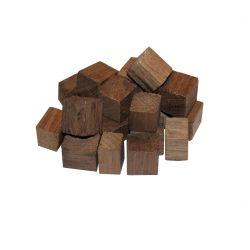 Дубовые кубики 350г (средний обжиг)